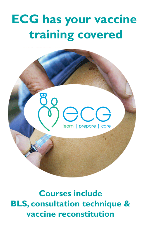 ECG Vaccination Training