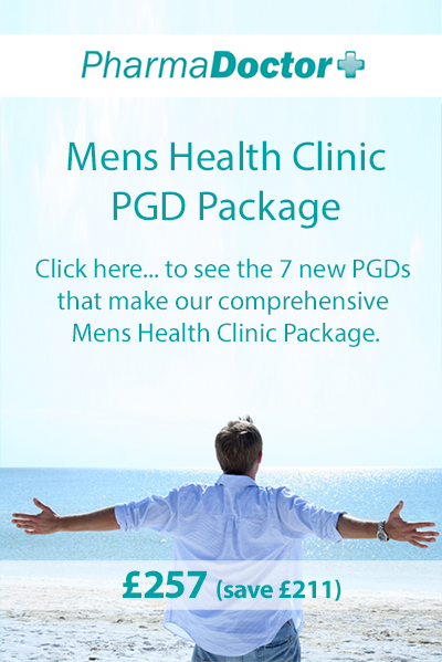 Mens Health PGD Package