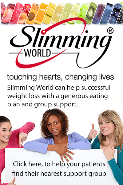 Find a slimming world support group